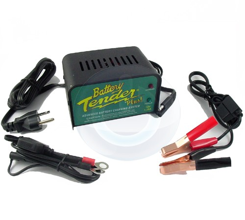 12V 1.25A BATTERY TENDER PLUS