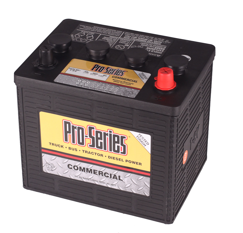 GRP 1 PRO-SERIES 8V BATTERY