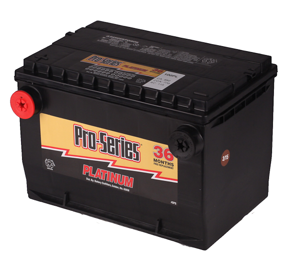 Pro Series Group 100 Battery