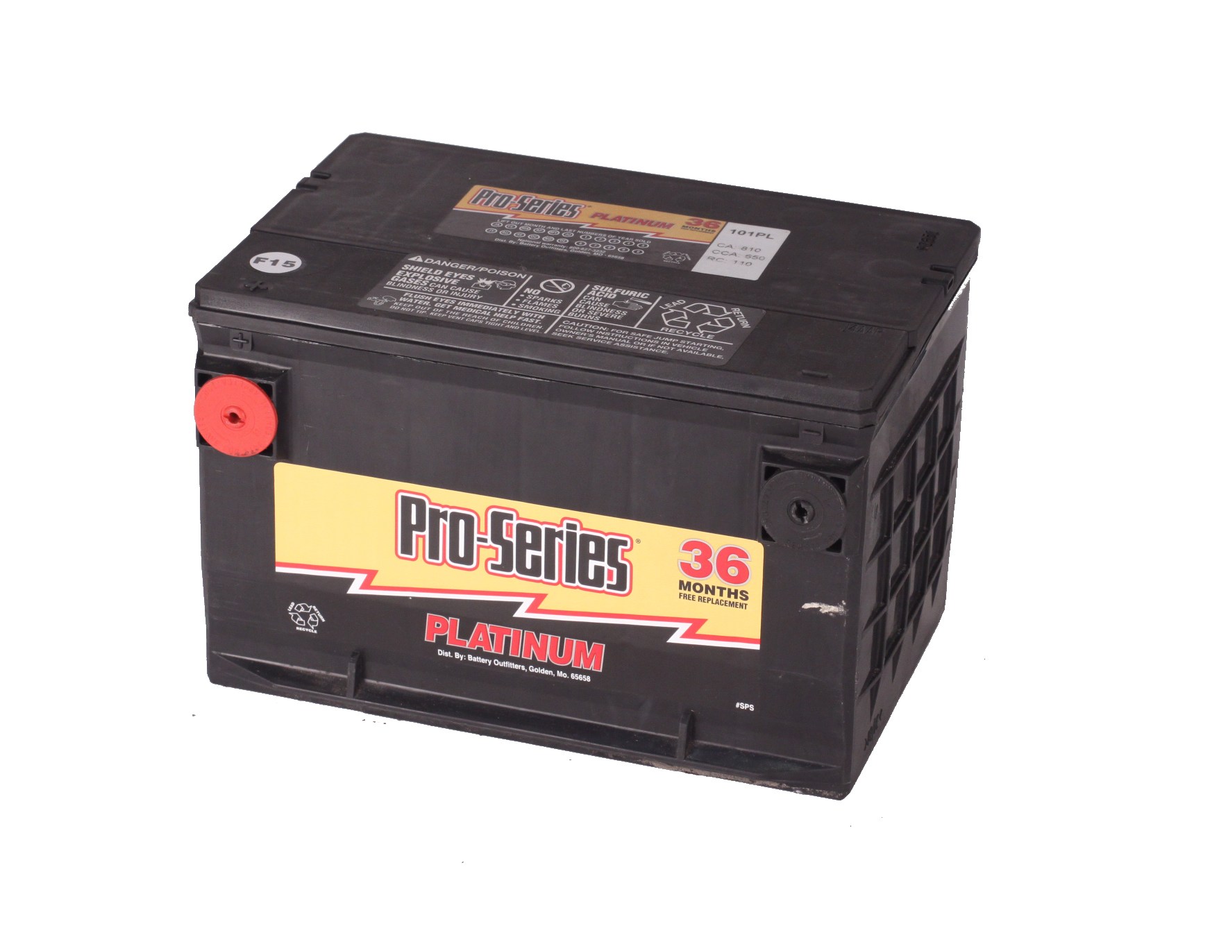 Pro Series Group 101 Battery