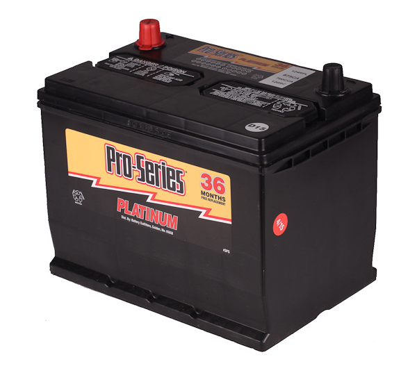 Pro Series Group 124 Battery
