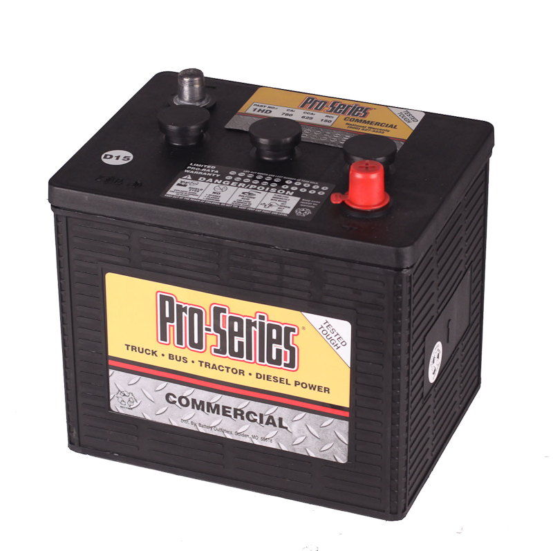GRP 1 PRO-SERIES  BATTERY