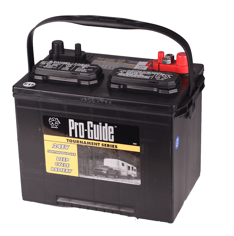 GRP 24 PRO-SERIES DEEP CYCLE MARINE BATTERY