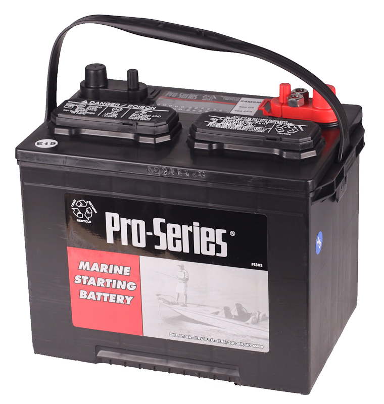 GRP 24 PRO-SERIES MARINE STARTING BATTERY