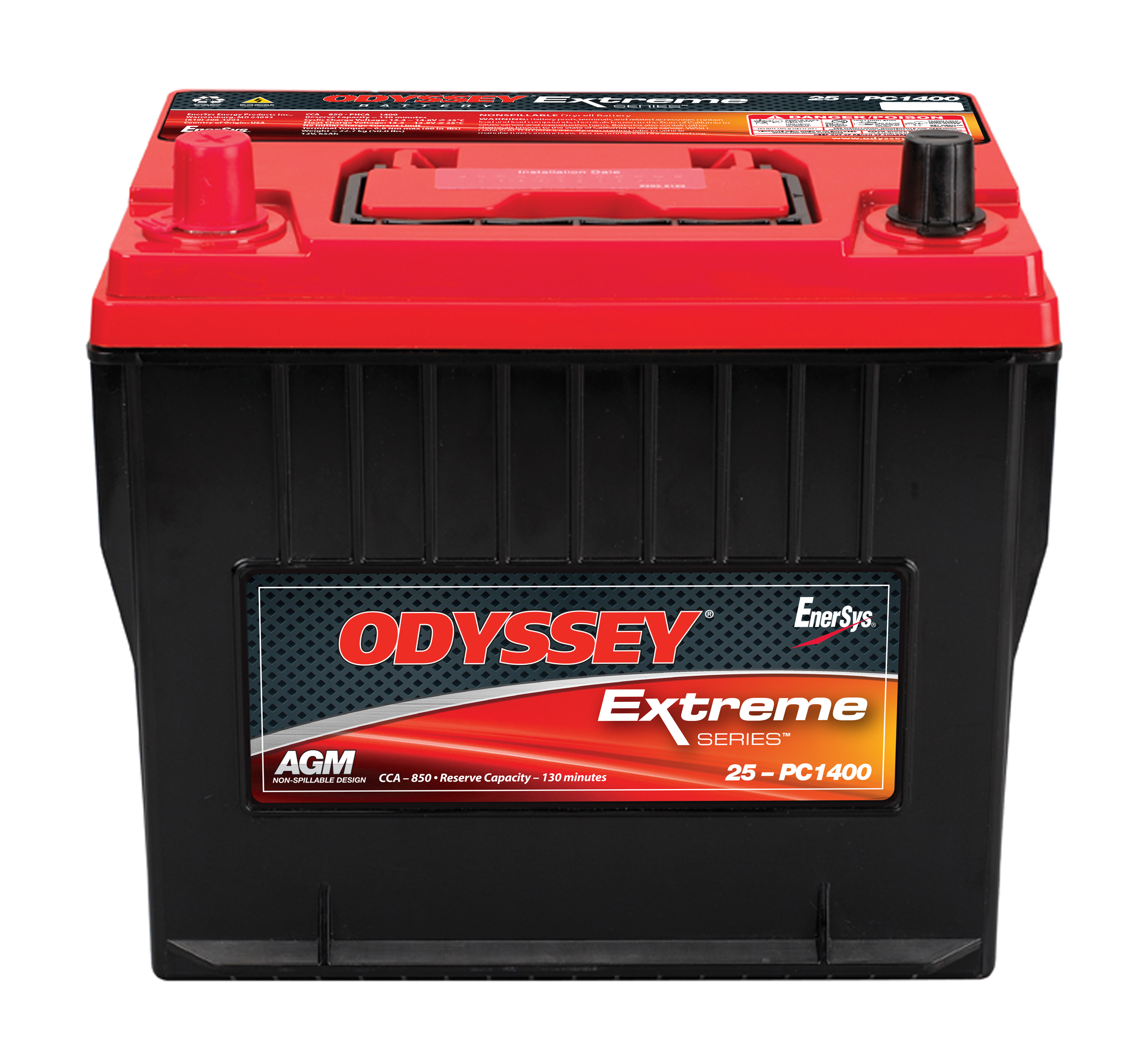 Odyssey Extreme Grp 25