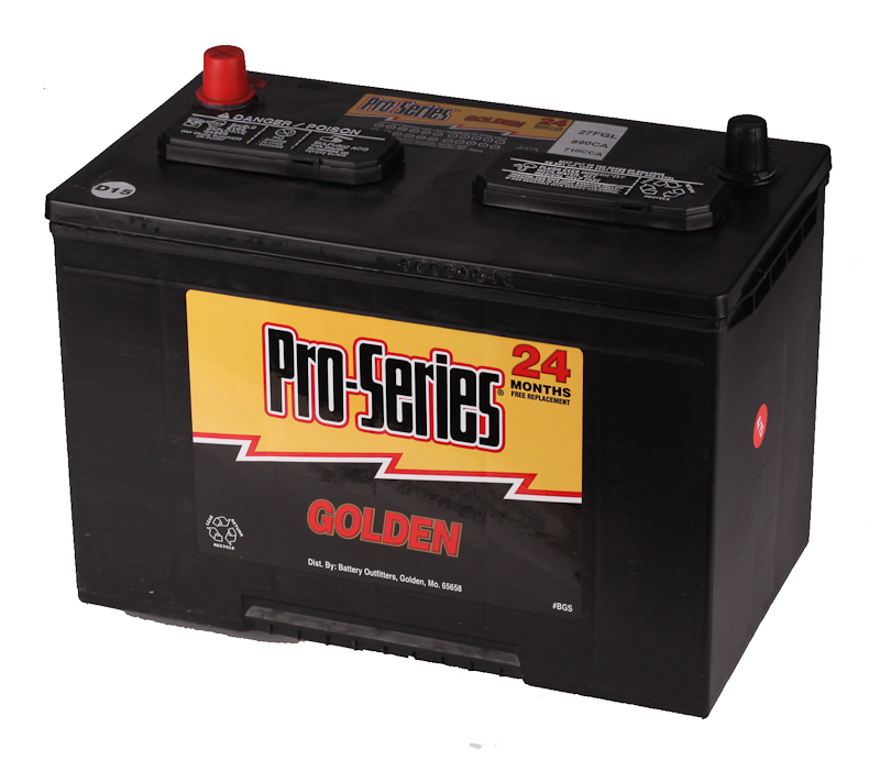 PRO-SERIES GRP 27F GOLDEN LINE 2 YEAR FREE