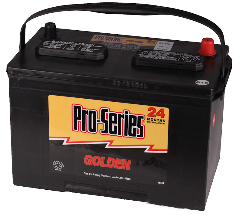 PRO-SERIES GRP 27 GOLDEN LINE 2 YEAR FREE
