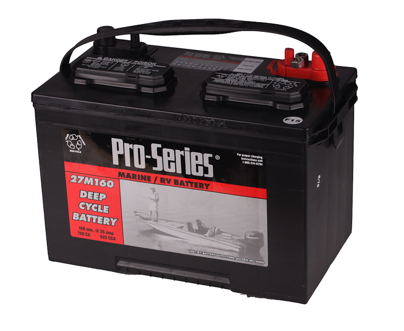 GRP 27 PRO-GUIDE DEEP CYCLE BATTERY