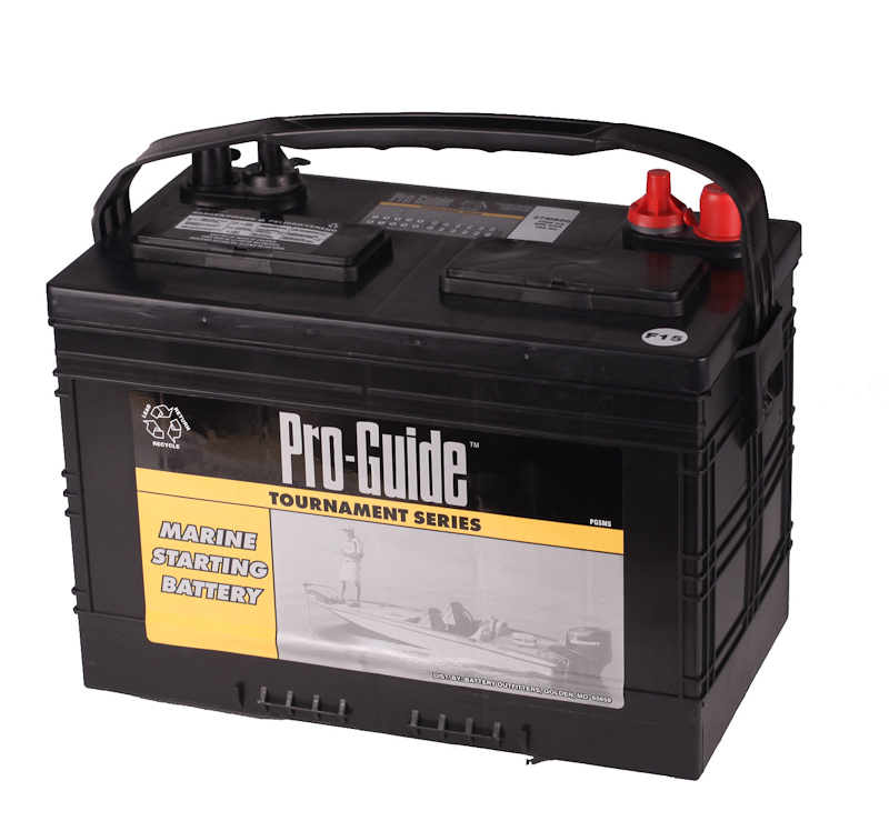 GRP 27 PRO-GUIDE STARTING BATTERY