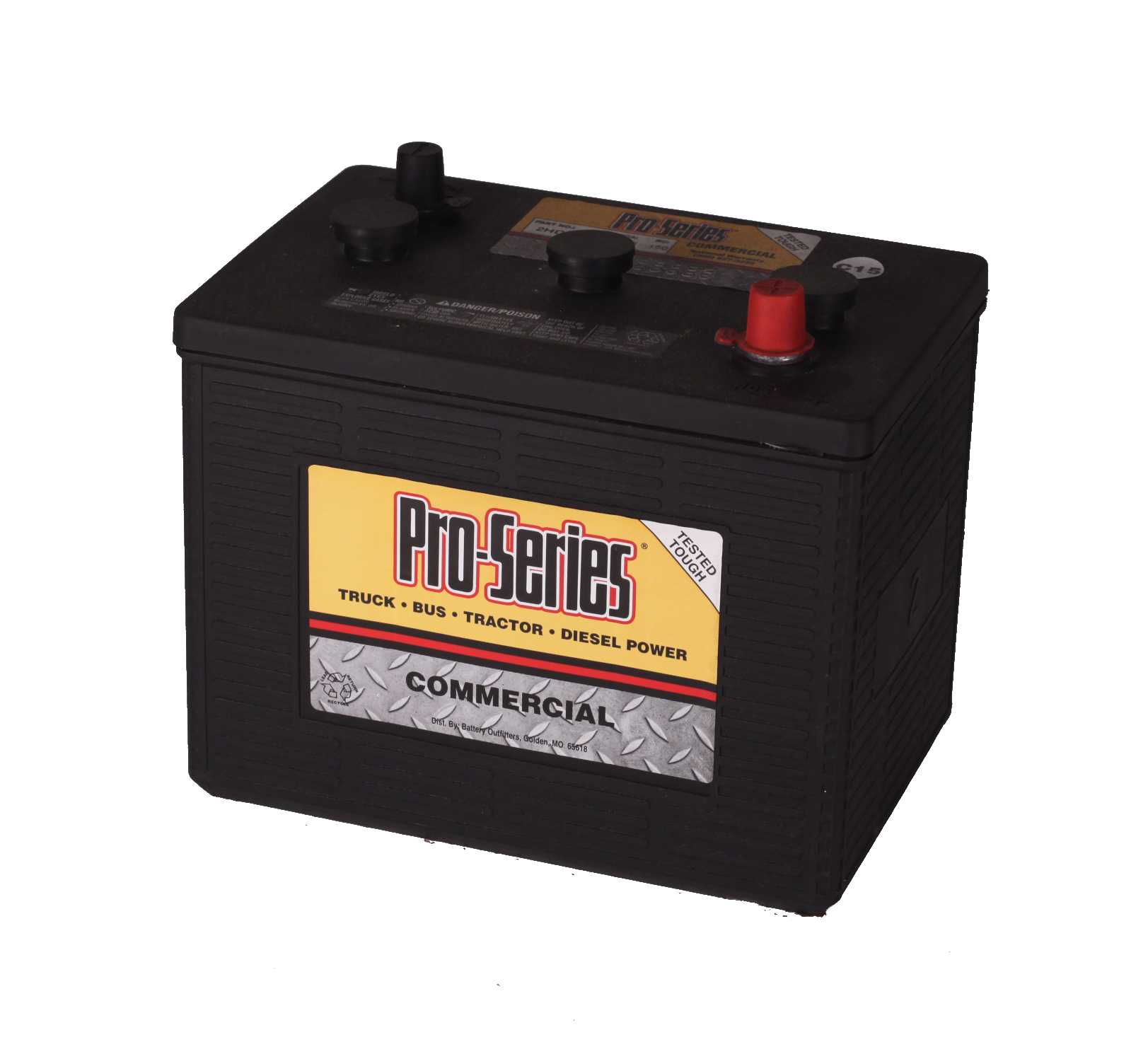 GRP 2 PRO-SERIES  BATTERY