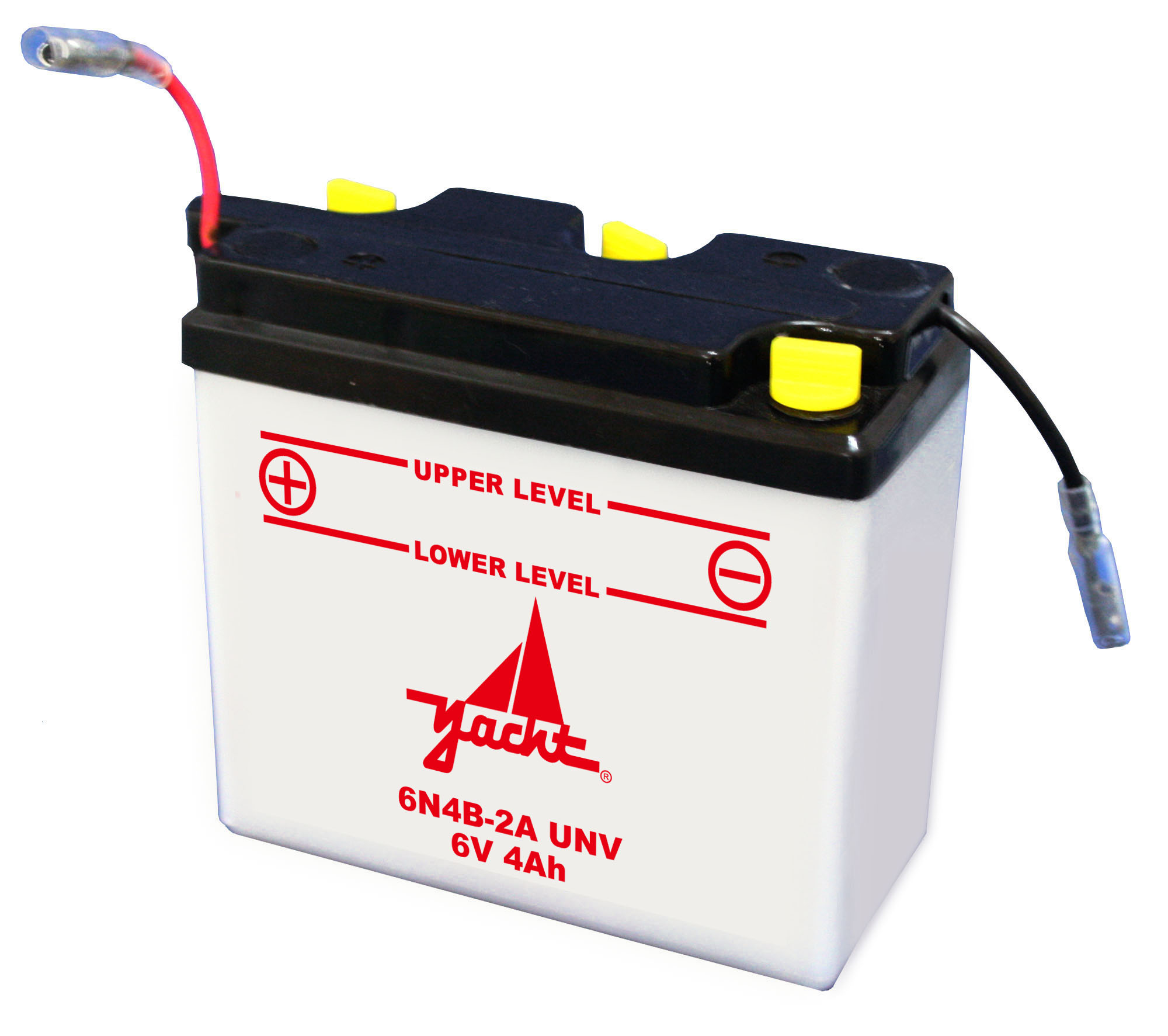 6V UNIVERSAL MOTORCYCLE BATTERY