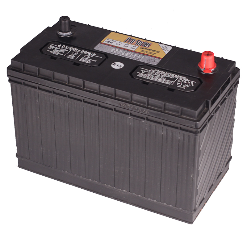 GRP 30 PRO-SERIES  BATTERY