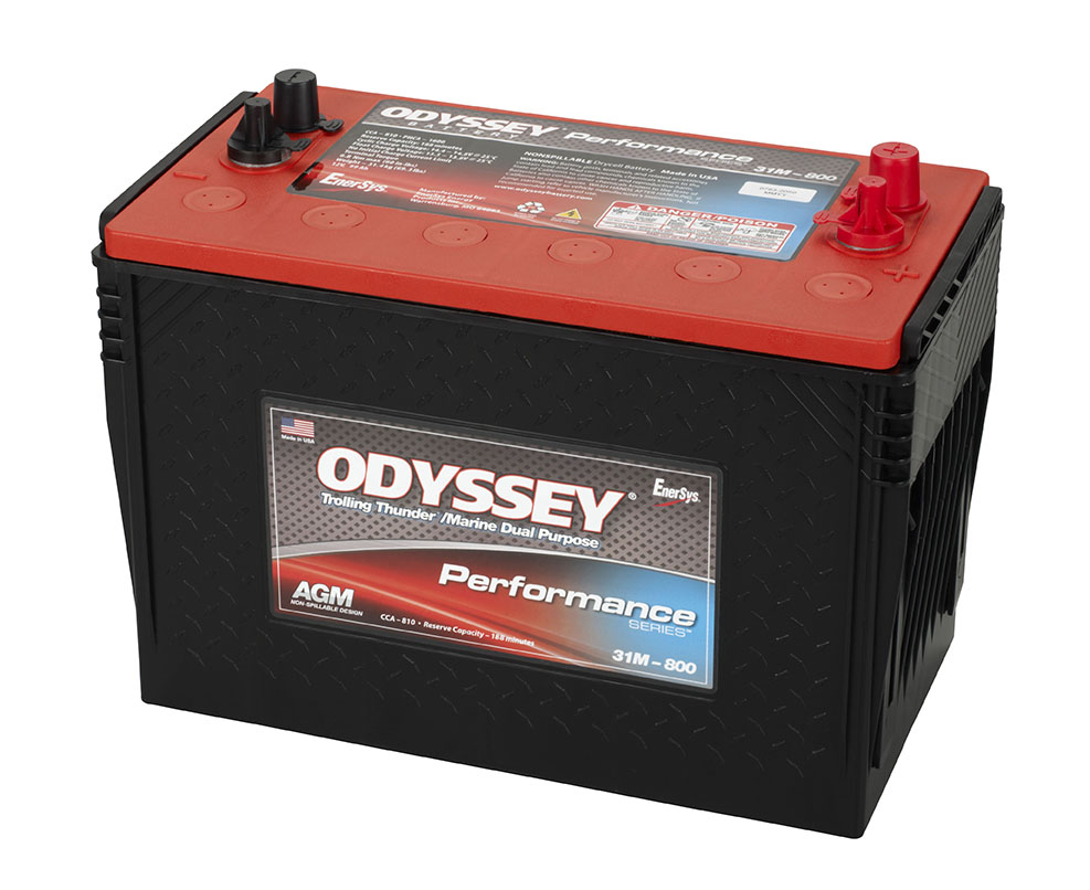 Odyssey Performance Grp 31 w/Marine Posts