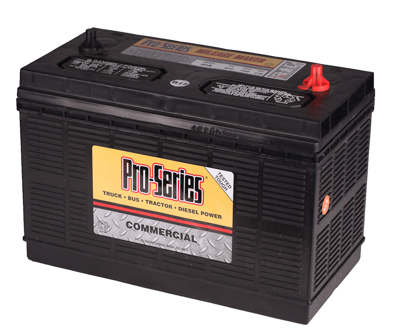 GRP 31 PRO-SERIES STUD TYPE BATTERY