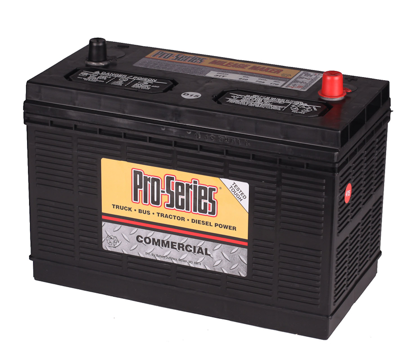 GRP 31 PRO-SERIES POST TYPE  BATTERY
