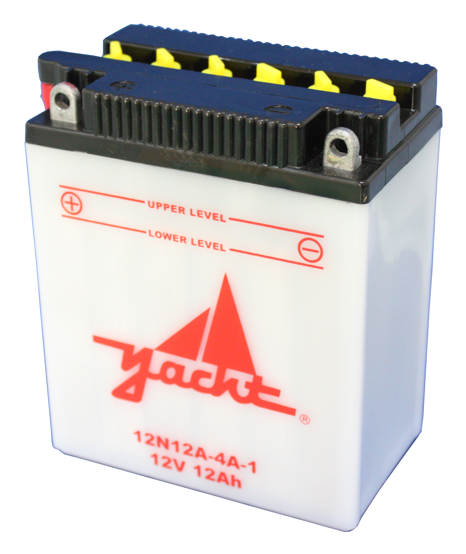 Yacht 12N12A-4A-1 motorcycle battery