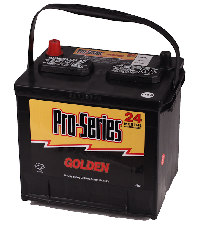 PRO-SERIES GRP 35 GOLDEN LINE 2 YEAR FREE