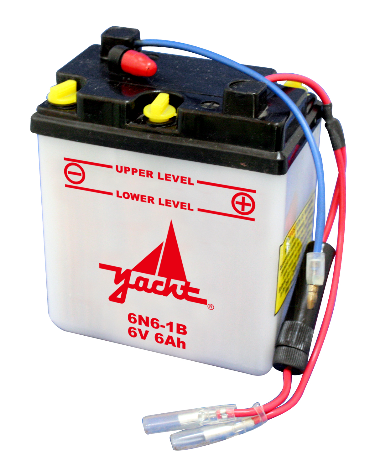 6V MOTORCYCLE BATTERY