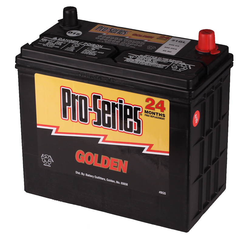 PRO-SERIES GRP 51 GOLDEN LINE 2 YEAR FREE