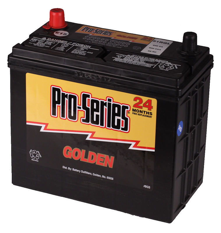 PRO-SERIES GRP 51R GOLDEN LINE 2 YEAR FREE
