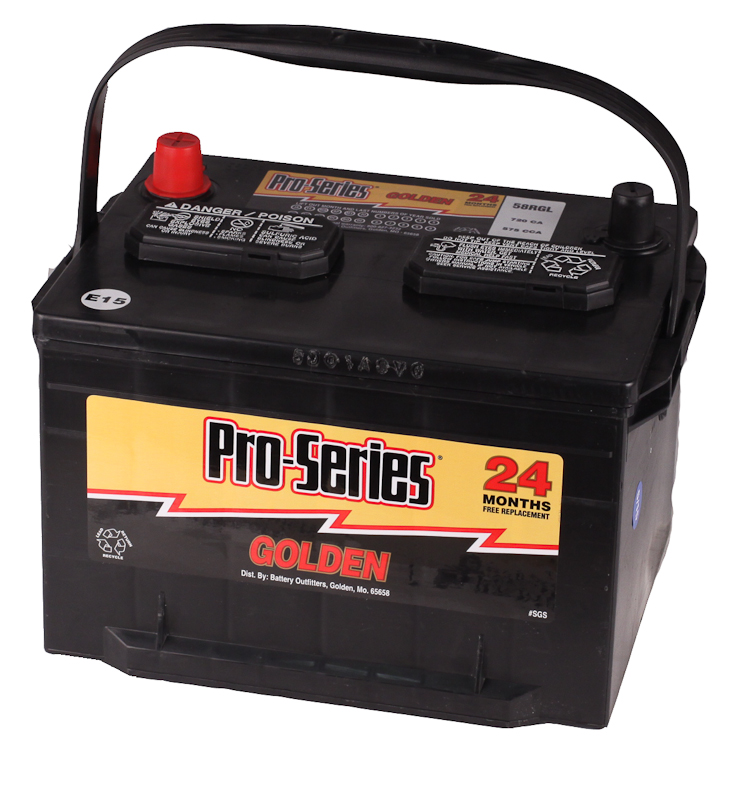 PRO-SERIES GRP 58R GOLDEN LINE 2 YEAR FREE