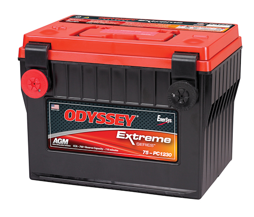 Odyssey Extreme Grp 75 730CCA