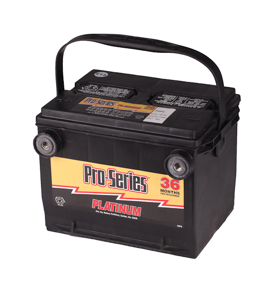 GRP 75 PRO-SERIES  BATTERY