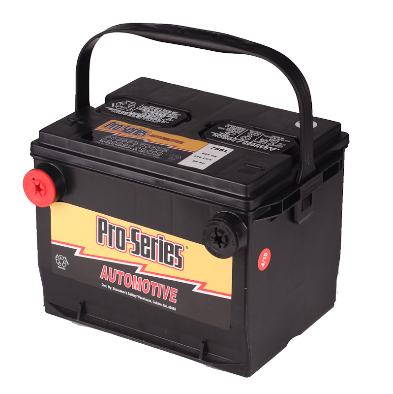 GRP 75 PRO-SERIES SUPREME LINE BATTERY