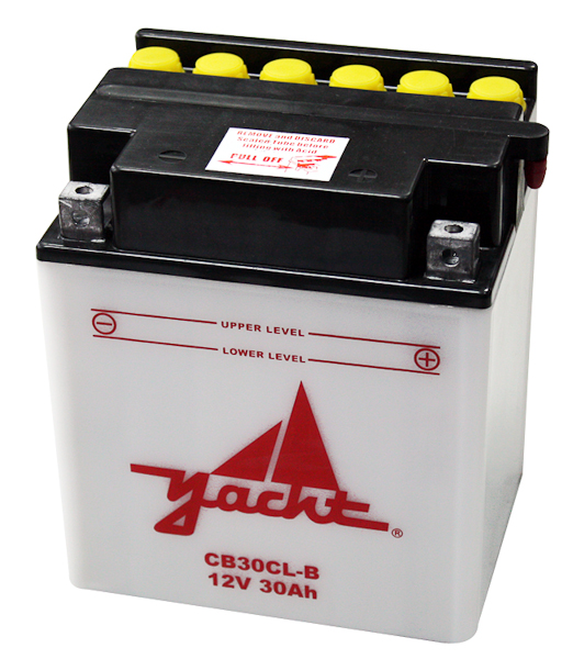 12V MOTORCYCLE BATTERY