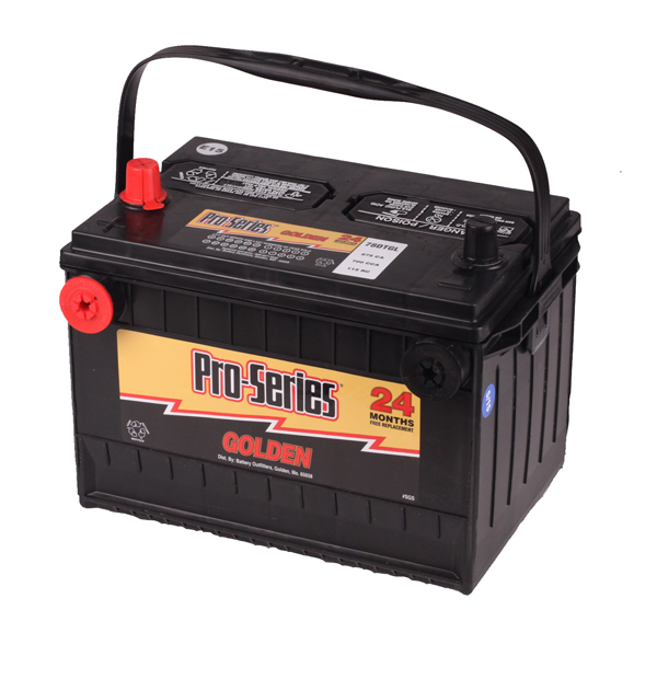 GRP 34/78 DUAL TERMINAL PRO-SERIES  BATTERY