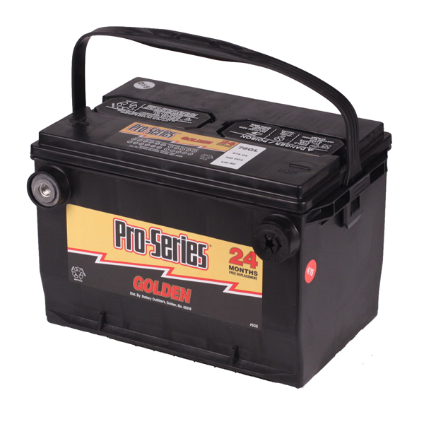 GRP 78 PRO-SERIES  BATTERY