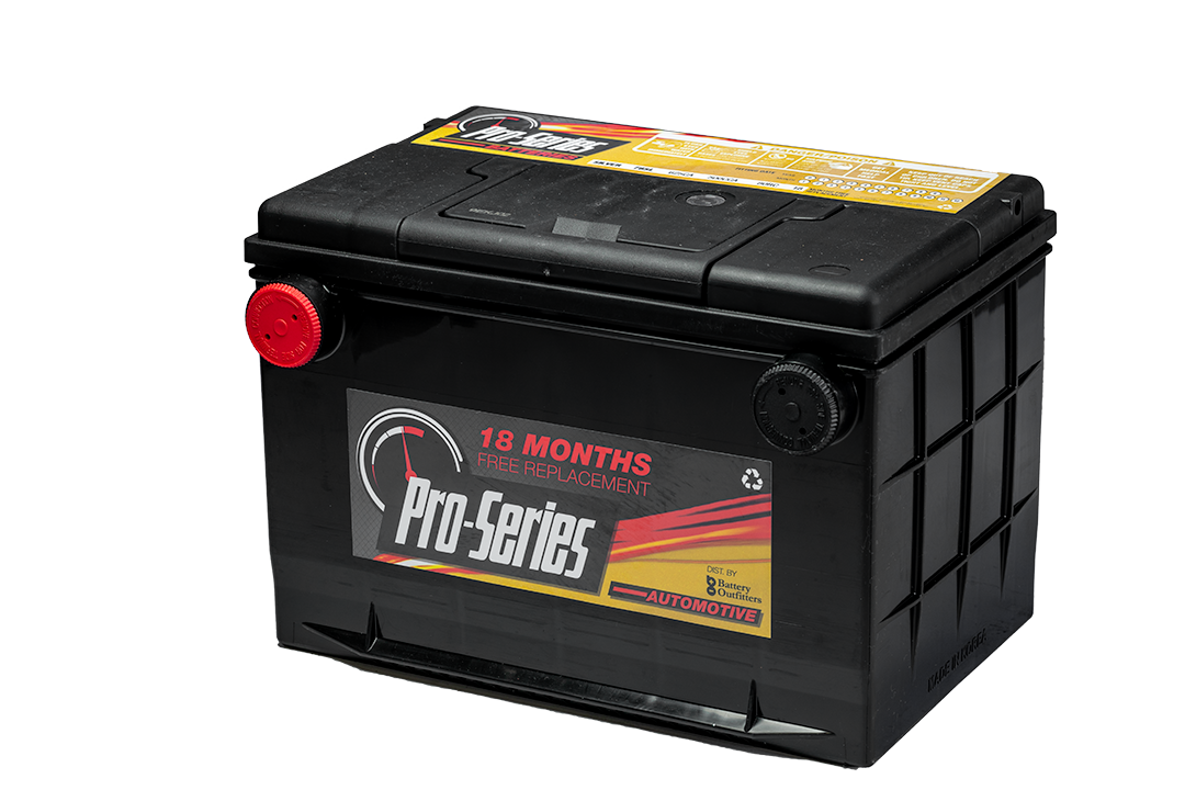 GRP 78 PRO-SERIES SILVER LINE BATTERY