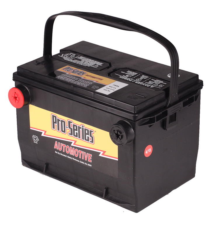 GRP 78 PRO-SERIES SUPREME LINE BATTERY