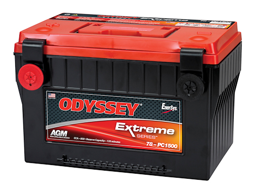 Odyssey Extreme Grp 78 880cca