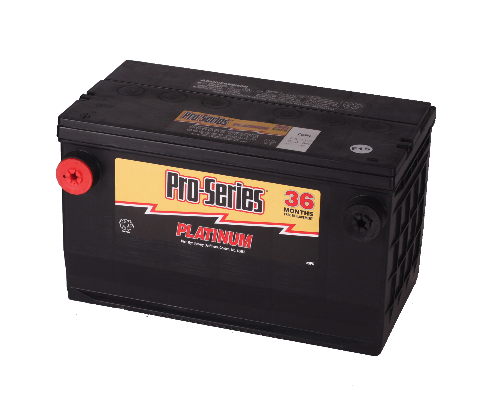 Pro Series Group 79 Battery