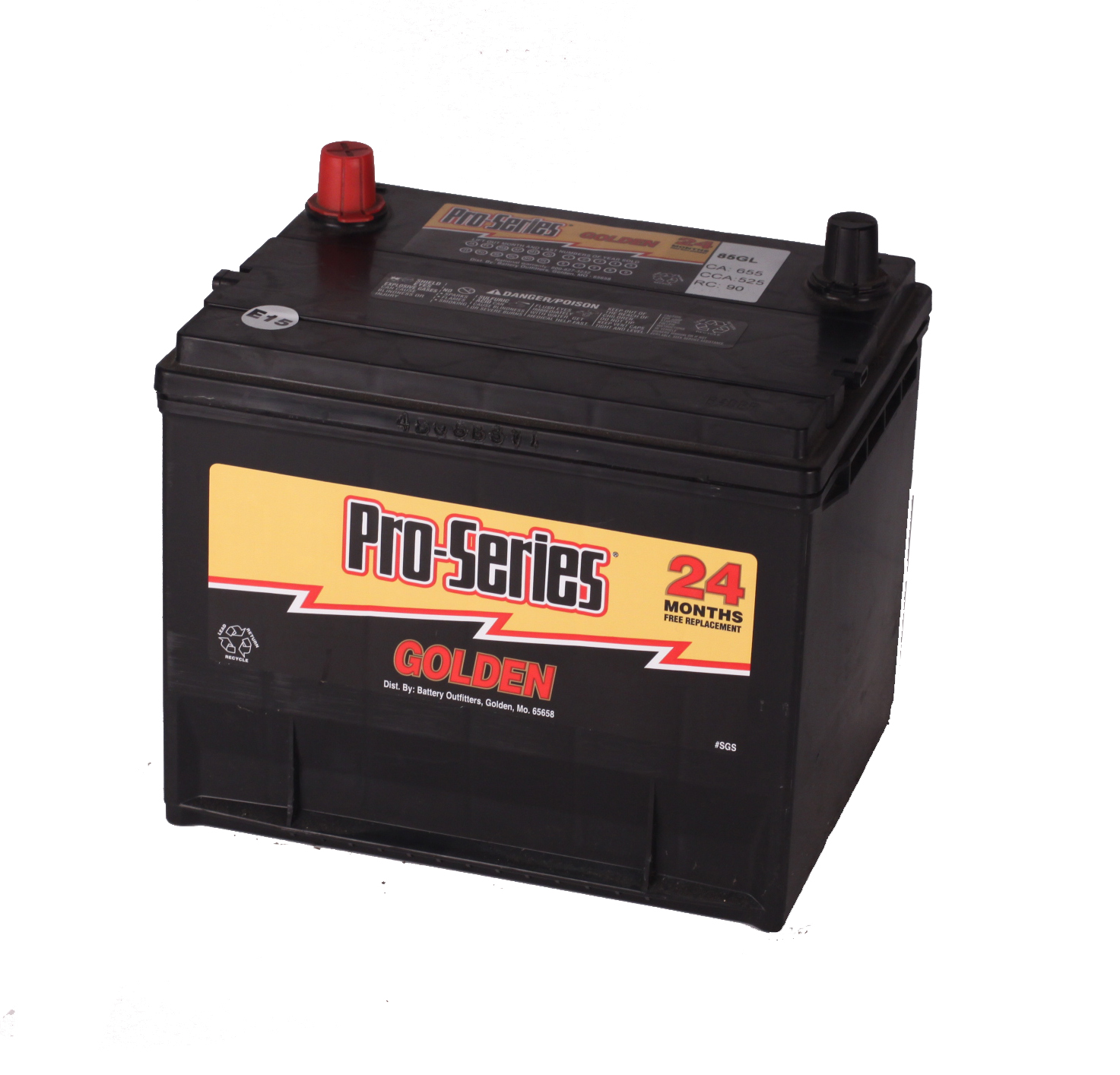 GRP 85 PRO-SERIES BATTERY