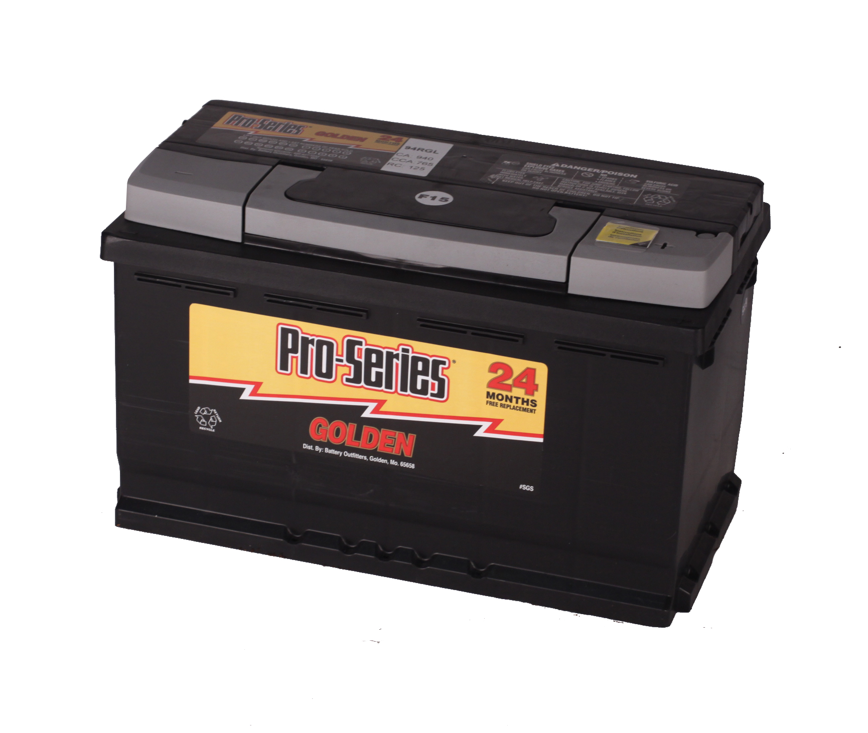 Pro Series Group 94 Battery