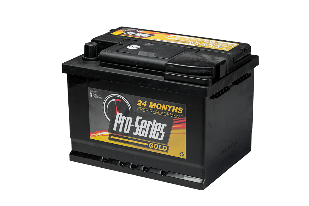 GPR 96R PRO-SERIES BATTERY 2 YEAR