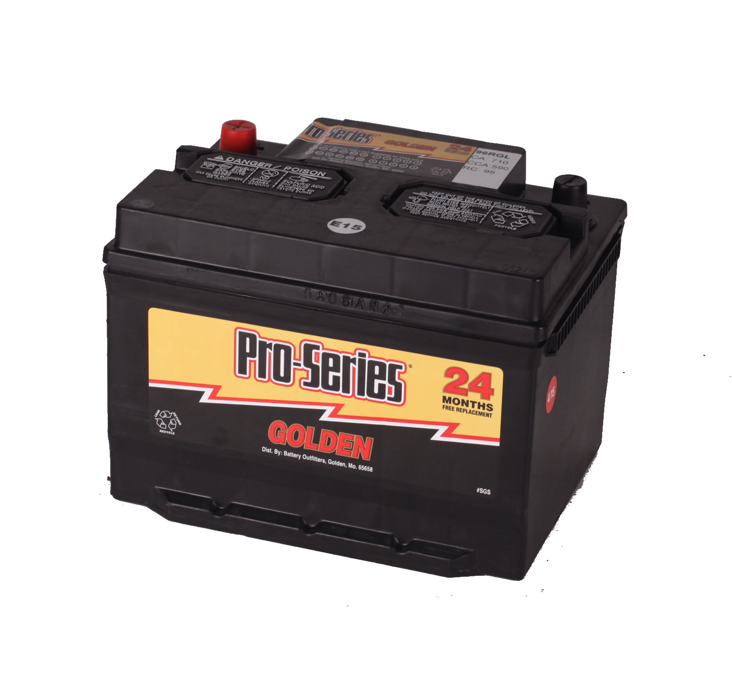 Pro Series Group 96 Battery