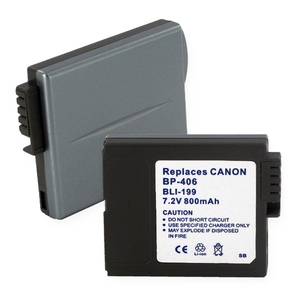 REPLACEMENT FOR CANON BP-406