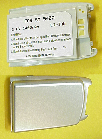 SANYO SCP5400 CELL BATTERY
