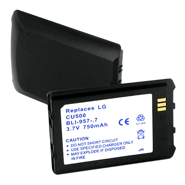 LG CU500 REPLACEMENT BATTERY
