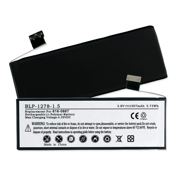 APPLE IPHONE 5C BATTERY REPLACEMENT (with install)