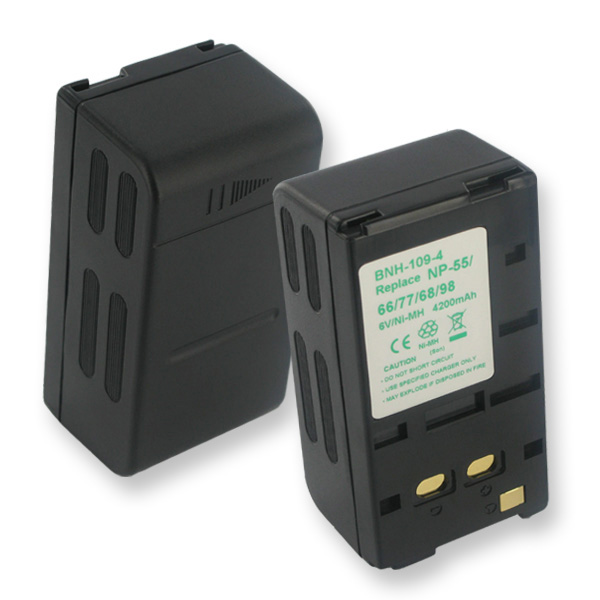 6V NiMH CAMCORDER BATTERY/4000MAH