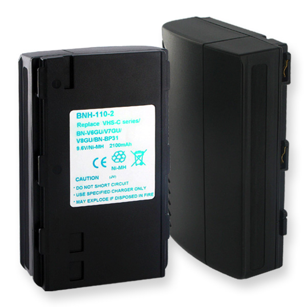 EPP-110/110X/NiMH CAMCORDER BATTERY