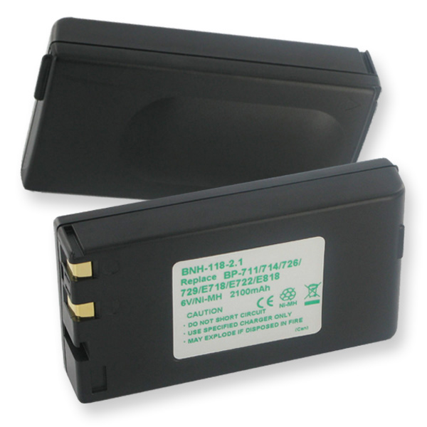 BP-E77/NiMH CANON CAMCORDER BATTERY