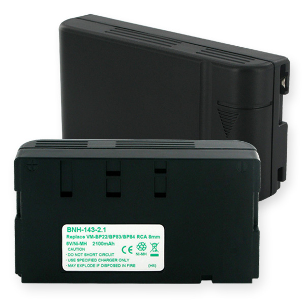EPP-143/NiMH CAMCORDER BATTERY