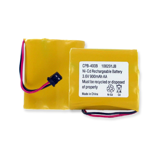 1X3AA NCAD 900MAH/B CONNECTOR