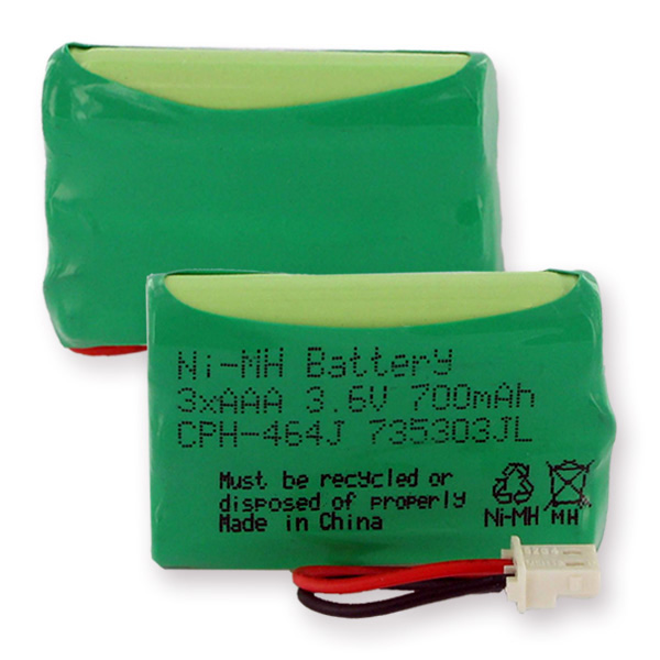 1X3AAA NIMH 700MAH/J CONNECTOR