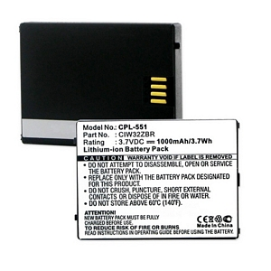 CISCO LINKSYS WIP300 WIP320 3.7V 1000MAH LI-ION